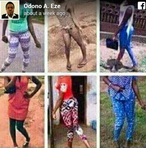 ACQUIRED POLIO SYNDROME: Newly Discovered Disease Among Nigerian Ladies. - Jokes Etc