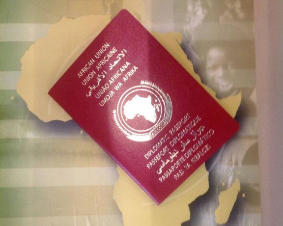 African Union Launches Diplomatic Passport (Photos)
