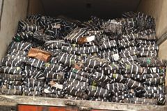 Nigerian Customs Made N1.2 Billion From Seized Goods In Lagos (See Photos)