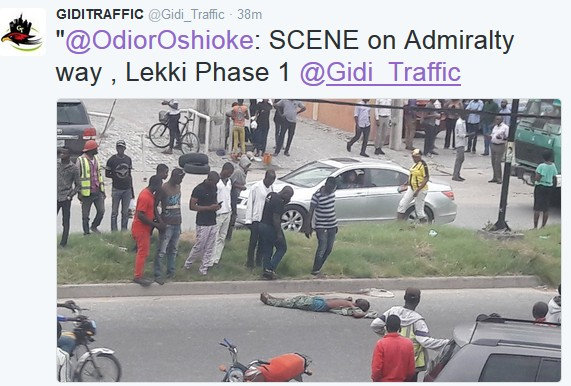 Young Man Beaten To Death For Stealing A Laptop In Lekki ...