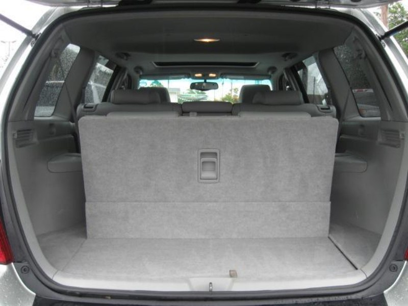 re arrived limited 2004 toyota highlander 3rd row preordered by jimoesi autos nigeria. Black Bedroom Furniture Sets. Home Design Ideas