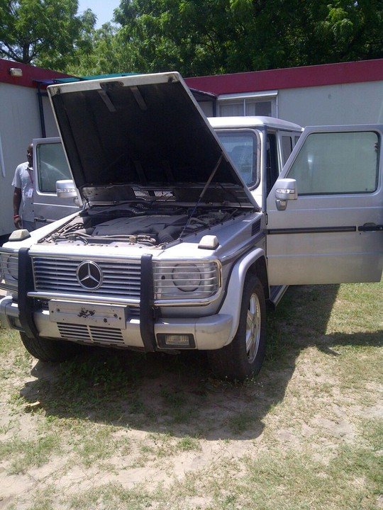 full option bullet proof 2011 mercedes g wagon autos nigeria. Black Bedroom Furniture Sets. Home Design Ideas