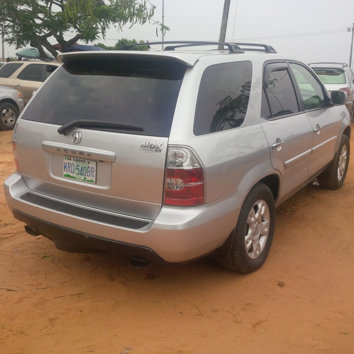 2005 Acura Mdx Registered For Sale Super Clean And Fresh