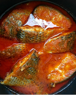 How to cook nigerian fish stew food nigeria for How to make fish stew