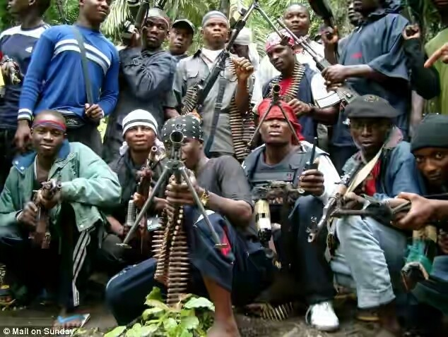 PENGASSAN Tells FG It's Afraid Of Militants' Threat