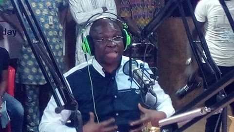 "Fayose On FRESH 105.9FM Ibadan: ""Ekiti Will Be In Economic Bondage Till 2036"" (Pics)"