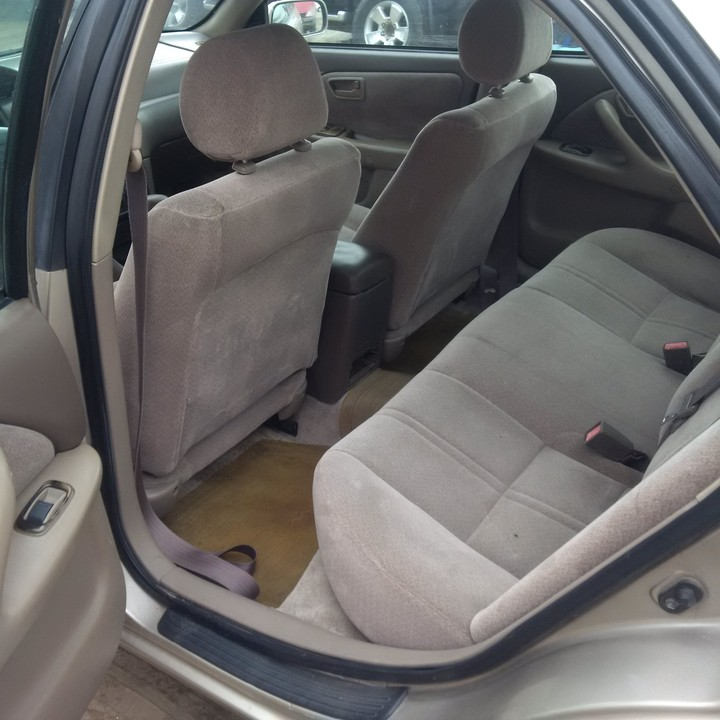 SOLD SOLD SOLD Registered 2001 Toyota Camry LE Droplight