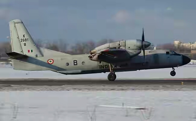 Indian Air Force Plane Goes Missing With 29 People On Board