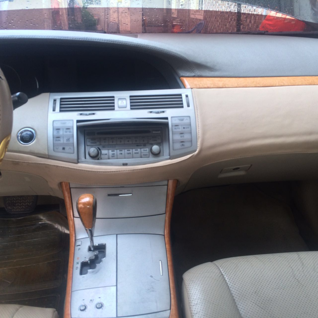 Toyota Avalon For Sale Used: Registered 2007 Toyota Avalon For Sale@1.5m
