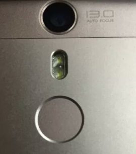 the 13mp rear camera.. close view. Re: Infinix Hot S Official ...