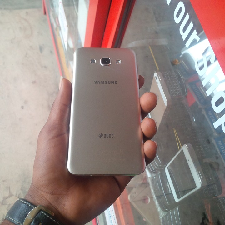 Comes With Warranty Internal Memory 32gb 3gb Ram Call Lets Talk And Deal 08083817074 Re Uk Used Samsung Galaxy A8 Duos