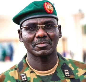 """We Will Use Force If Dialogue Fails"" - Army Chief, Buratai, Tells Militants"