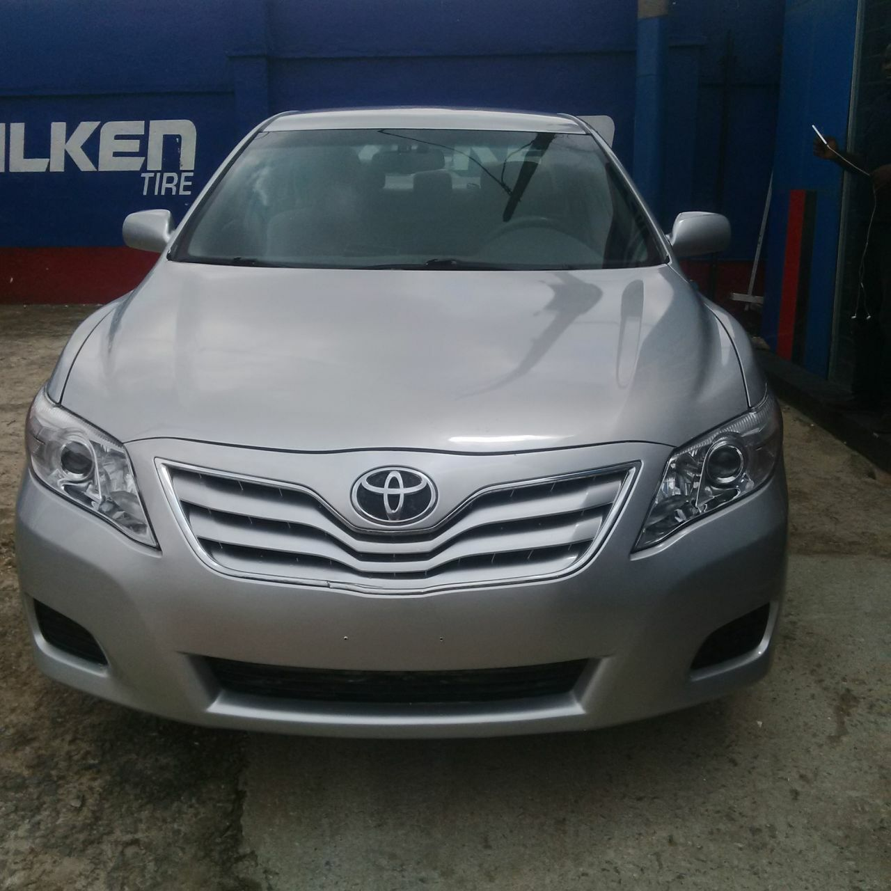 2010 tokunbo toyota camry for sale autos nigeria. Black Bedroom Furniture Sets. Home Design Ideas