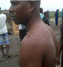 Yoruba And Hausa Clash In Lagos: 3 Killed, Customs Officer Injured (See Photo)