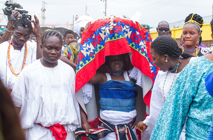Image result for Osun Osogbo festival