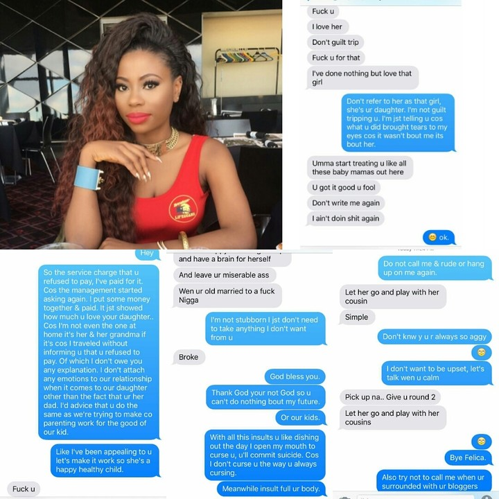 Davido And Sophie Momodu Fight On Snapchat Celebrities Nairaland