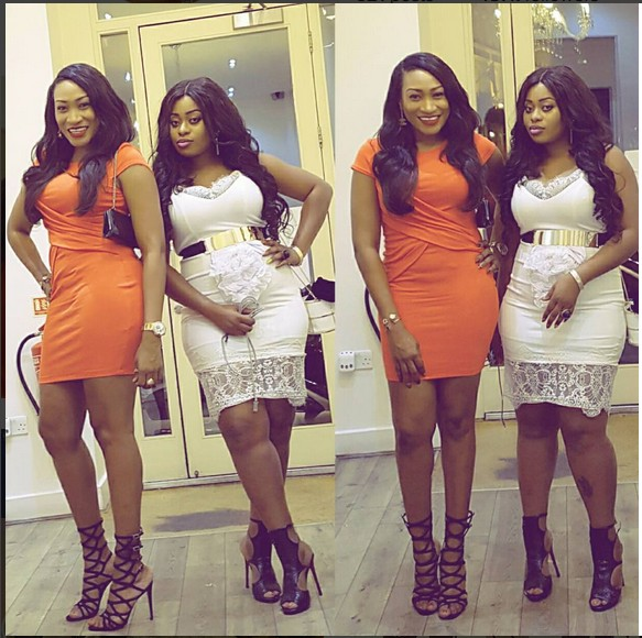 """You've Really Turned From A Thin To A BBW"" - Fan Appreciates Oge Okoye's Figure"
