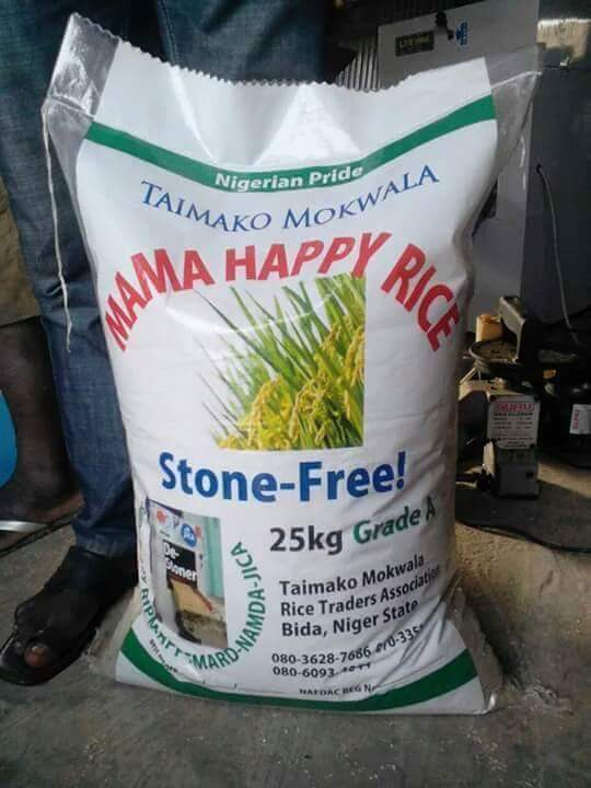 You Can Now Buy Rice At N7 000 Per Bag Thanks To An