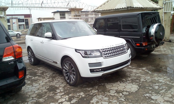 2016 range rover autobiography for sale in nigeria new car release date and review 2018. Black Bedroom Furniture Sets. Home Design Ideas