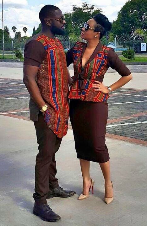new ankara inspired couple outfits pictures fashion