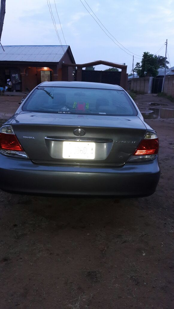toyota camry 2006 for sale autos nigeria. Black Bedroom Furniture Sets. Home Design Ideas