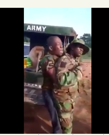 See The Nigerian Criminal Code Act Banning Civilians From Wearing Military Camouflage