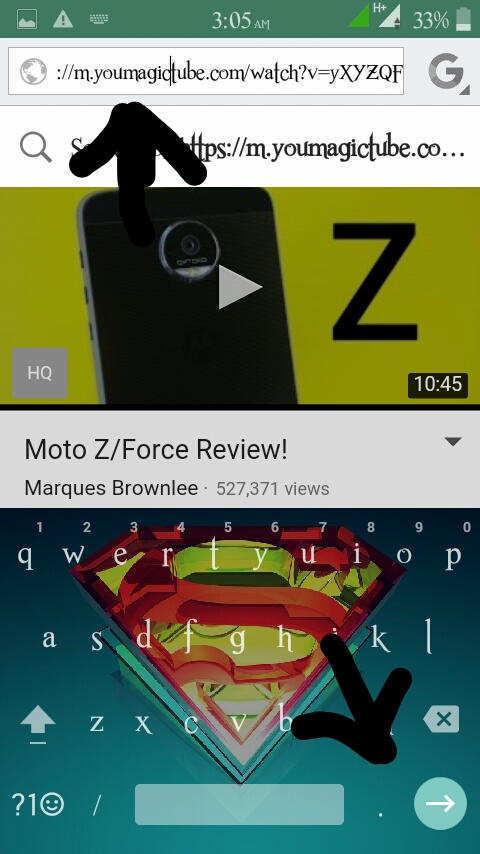 how to download your own youtube videos to your phone