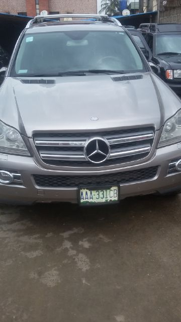 Superclean 07 mercedes benz gl450 reg 4matic full option for Mercedes benz inspection cost