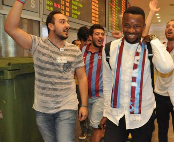 Onazi Joins Turkish Club, Trabzonspor From Lazio