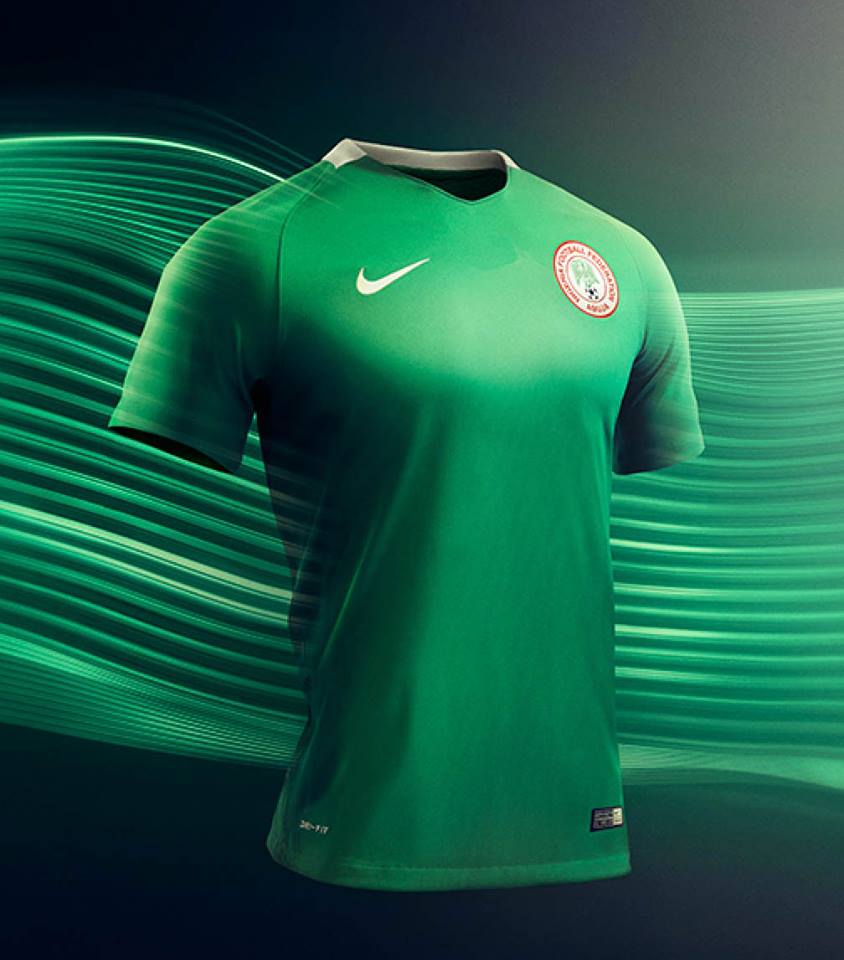 ef8c228d2 Pictures  Checkout Super Eagles New Home   Away Kit - Sports - Nairaland