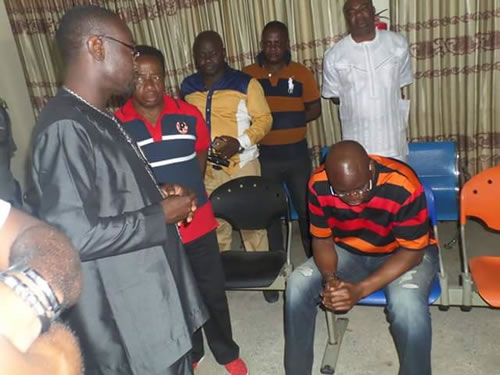 Court Okays Fayose Properties Seizure By EFCC