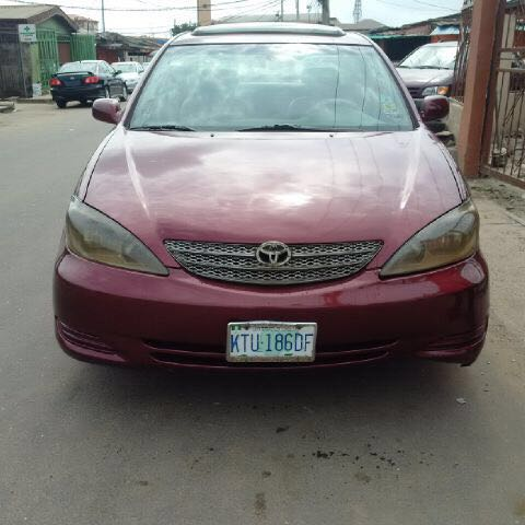 2004 toyota camry xle v6 for sale 900 contact 08089899299 autos nigeria. Black Bedroom Furniture Sets. Home Design Ideas