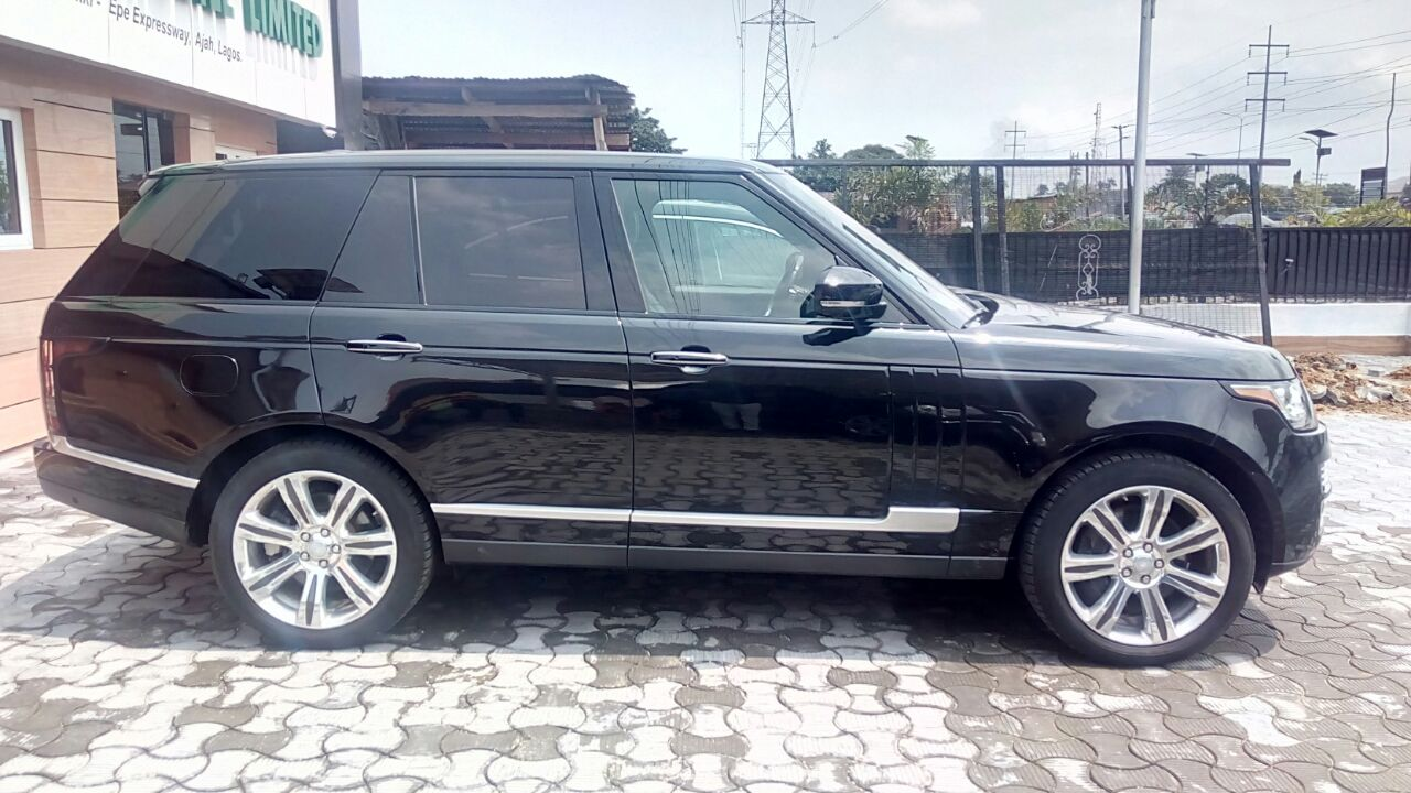 New 2015 Range Rover Autobiography 5.0L 4WD For Sale ...