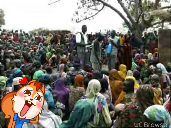 Relief Materials Sent From President Buhari To IDPs In Taraba Declared Missing