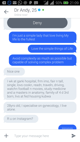 how to chat a lady