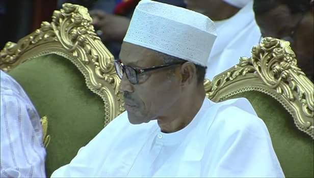 Buhari & World Leaders At Inauguration Ceremony Of President Idriss In Chad (Pics)