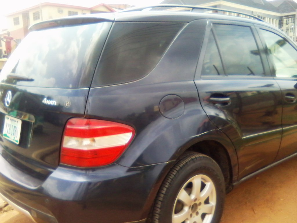 For sale mercedes benz jeep ml350 2008 model in gwarinpa for Mercedes benz jeep for sale