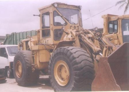 Cat 980b Wheel Loader For Sale Autos Nigeria