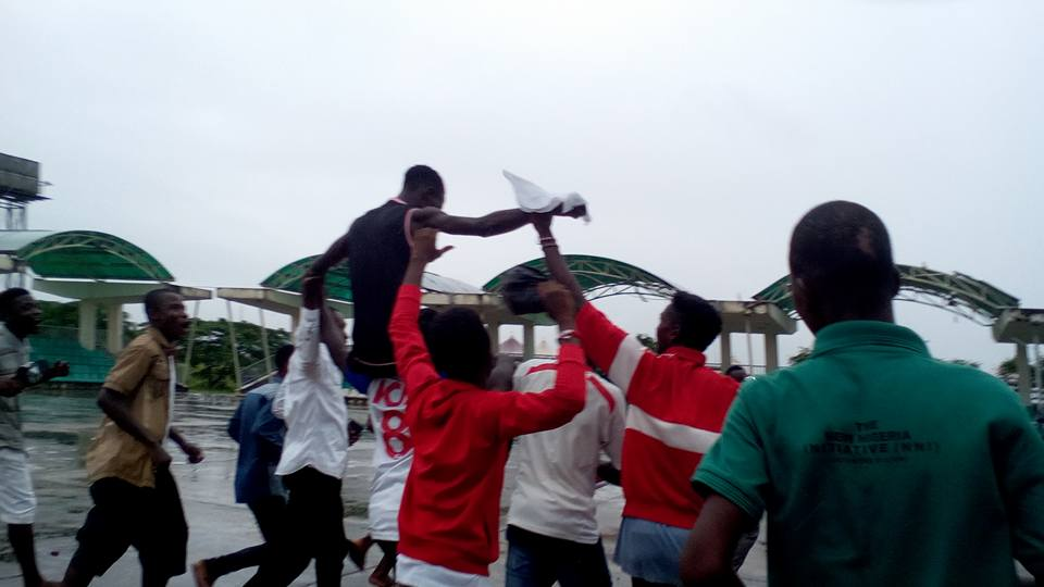 28 Yrs Old Man Breaks Guinness World Record In Bayelsa [ Photos ]