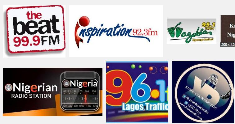 Image result for radio stations in nigeria