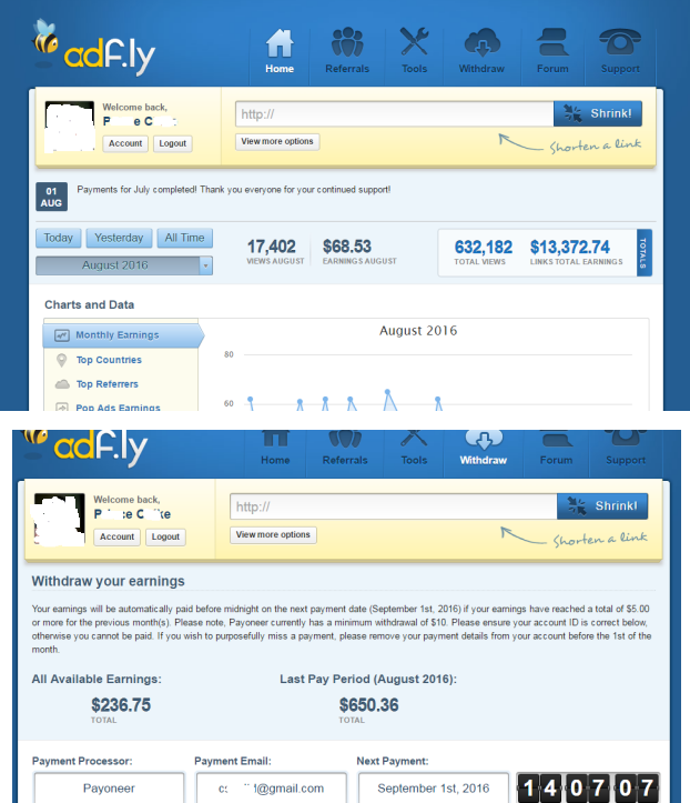 how to make money with adsense without website