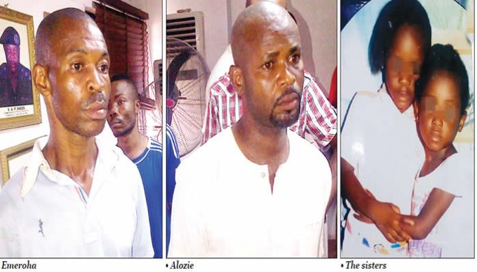 """""""Prophet Offered Me N6,000 To Kidnap Sisters"""" – Suspect Confesses (See Photos)"""