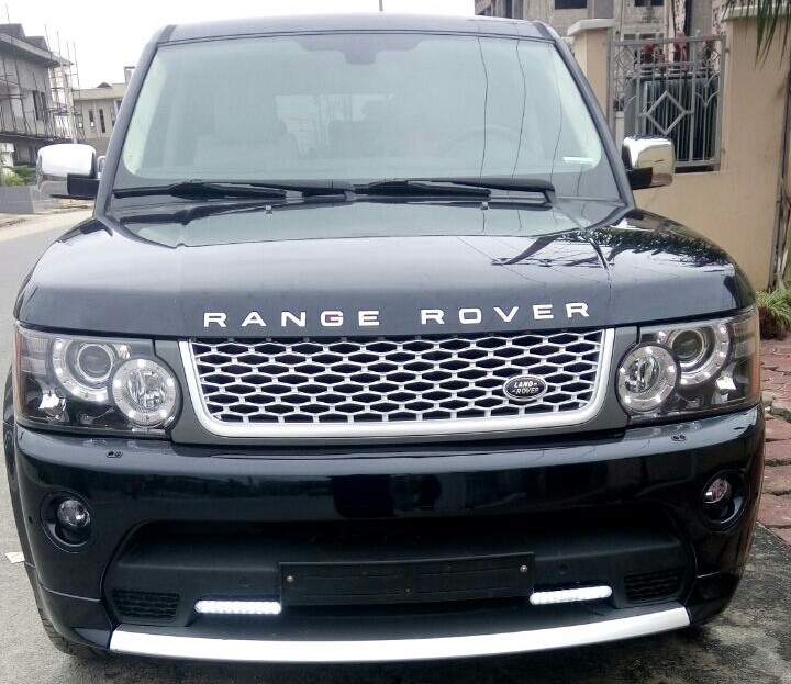 Pimped Toks 2006 Range Rover HSE Supercharged(SOLD