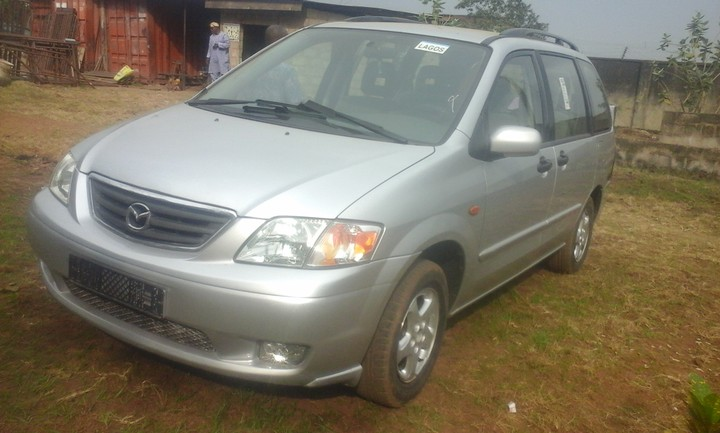 Mazda Mpv 4cylindery Manual Tokunbo Transmission Factory Ac 4 Cylinder Price N1 150m Serious Er Contact Owner 08036911968 07089227818
