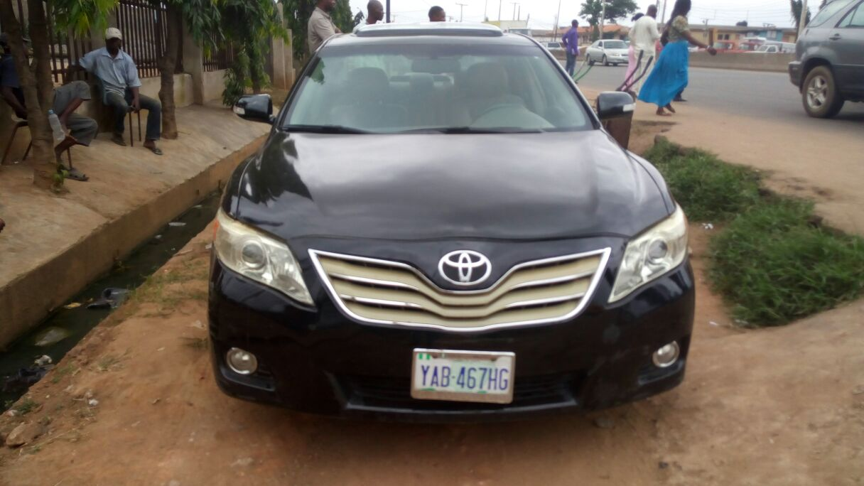 toyota camry 2008 in nigeria archive 2008 nigeria use. Black Bedroom Furniture Sets. Home Design Ideas