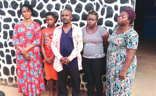 Fake Miracle Syndicate Caught In Enugu