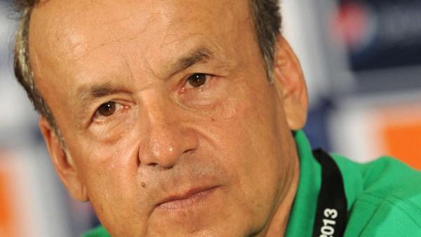 Nigeria's Coach, Rohr Pockets N18million A Month
