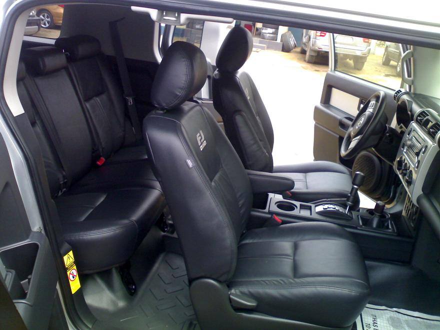 Tokunbo 2007 Toyota Fj Cruiser 4x4 With Leather Seats
