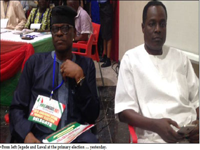 Jegede Is Ondo PDP Candidate As Sheriff Plans Another Primary Next Week