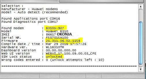 Huawei USB Modem Unlocker - Download Here! - Computers (224